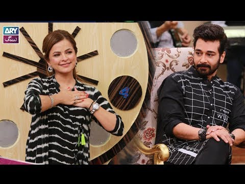 """Funkariyan"" is played by Faysal Qureshi,Parveen Akber,Asma & Fazyla Lashari"