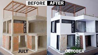 Amazing Mini House In Bricklaying     Mini Casa En Mampostería  OUROBOROS ARQ