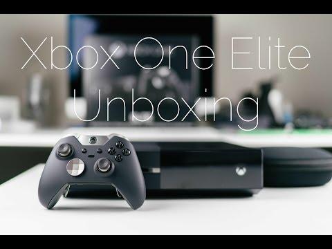 Xbox One Elite Unboxing