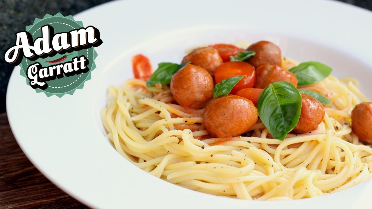 Capellini Al Forno Giada 4 mighty meatball dishes to make at home - cooking shows