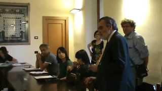 preview picture of video 'M5S Gualdo Cattaneo - 11 giugno 2014 Insediamento Consigliere a 5 STELLE, Enrico Cerquiglini'