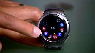 Samsung Gear S2: ingenioso reloj y una lección para la industria de 'wearables' [video]
