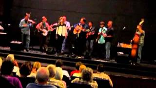 Lonesome River Band & Bluegrass Express Grand Finale - 7/13/2014 - Big Spike Hammer