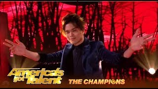 Shin Lim: Card Magic AGT Winner Is BACK To Defend His Title! | AGT Champions