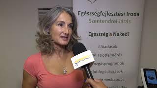 TestŐr - Szentendrei Városrészek Úszónapja / TV Szentendre / 2021. 09. 22.