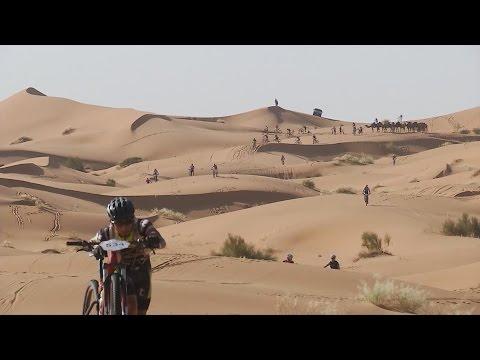 Dani Rovira comanda el equipo Freno al Ictus en la Titan Desert 2016