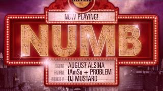 August Alsina - Numb