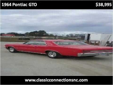 Video of Classic '64 Pontiac GTO Offered by Classic Connections - M4YA