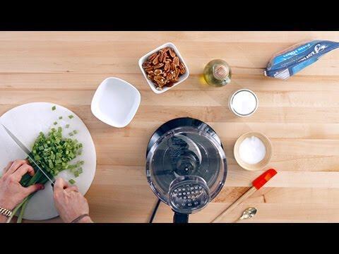 Pesto Pecan Halves