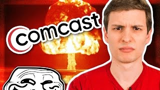 Comcast Strikes Again! - New Horrible Data Caps