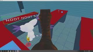 The Raptor Menace - VR Chat
