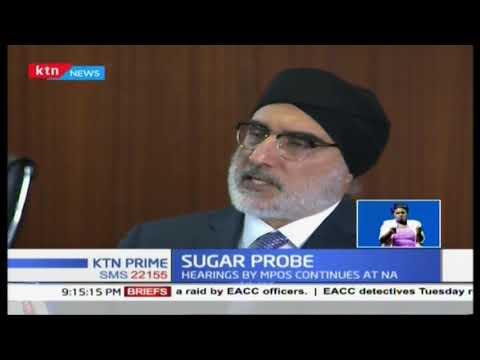 West Kenya Sugar chairperson Rai wants gov't to ban free-for-all sugar importation