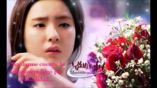 Loco & Yuju (Gfriend) – Spring Is Gone by Chance  Subtitulada (Girl Who Sees Smell OST 2)