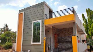 30 X 40 South Face Latest House Plan With Walkthrough