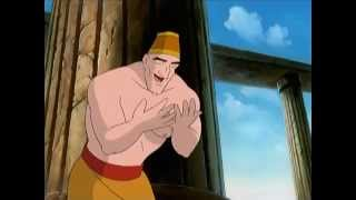 Samson et Dalida - Bible en dessins animés