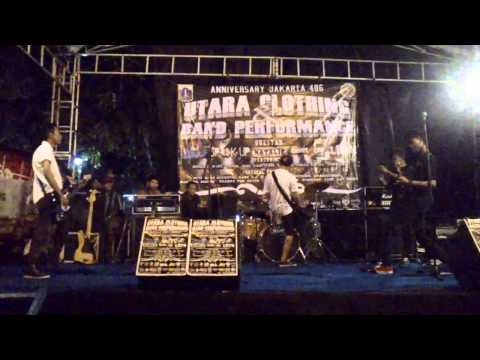 uncle little - bukan pemberontak live @ utara clothing