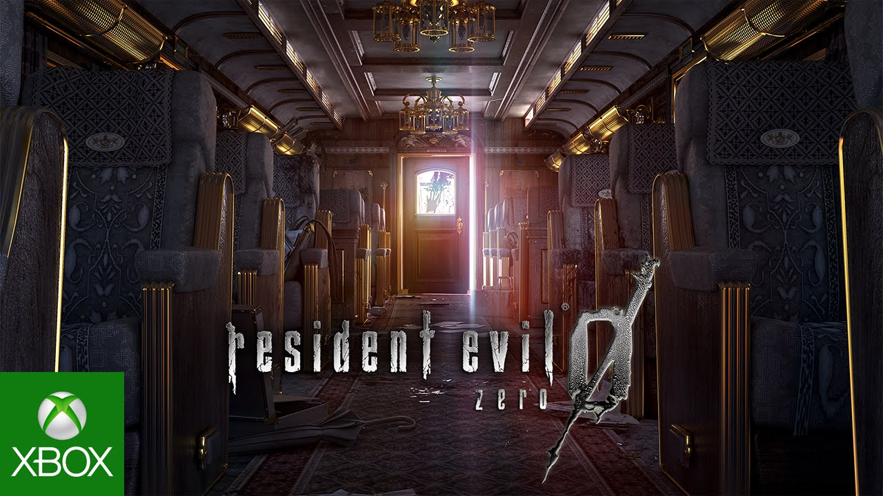 Video for 5 Big Scares in the Resident Evil HD Remasters