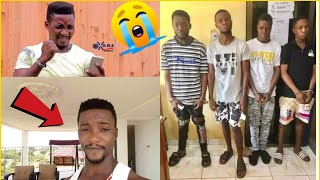 SAD - S0 THIS IS WHY THE KUMAWOOD ACT0R WAS SH0T IN HIS H0USE AS P0LICE ARREST 4 GUYS
