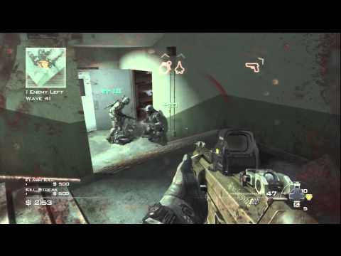 MW3 Survival Resistance wave 40+ Strategy - TheRelaxingEnd
