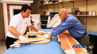How to Use Heat Bending on PVC Trim