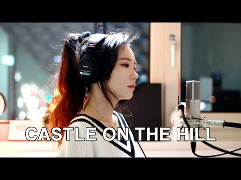 Ed Sheeran - Castle On The Hill ( cover by J.Fla ) (видео)