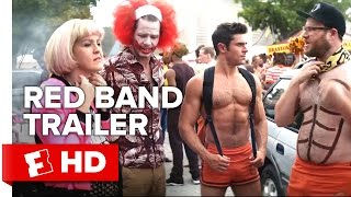 Neighbors 2 Sorority Rising Official Red Band Trailer 1 2016  Zac Efron Seth Rogen Comedy HD