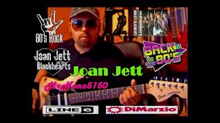 Joan Jett - I hate myself for loving you - Guitar Cover by Nono