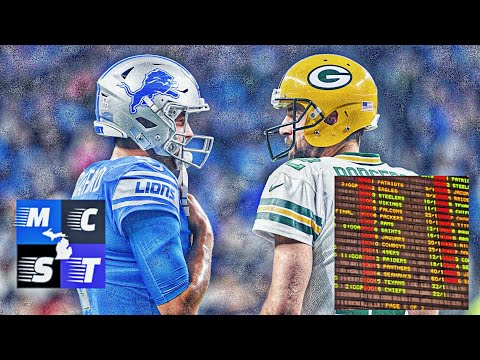 Betting Odds; Detroit Lions vs Green Bay Packers Week #2 2020!!!