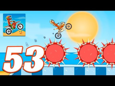 Moto X3M 2 / Motor Bike Racer / For Children / Flash Online
