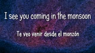 Crooked Colours   Flow |english Spanish Lyrics|