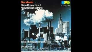 Gershwin. Piano Concerto in F : 2 Second movement:  Andante con moto