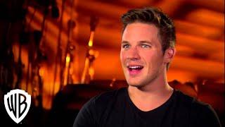 Justice League | Throne Of Atlantis - Matt Lanter Defining Aquaman | Warner Bros. Entertainment