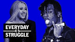 Everyday Struggle - Rich the Kid Ethers Uzi?, Cardi B Album Projections, J. Cole Back?