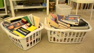 preview picture of video 'Rerouted Journey - Giving Away Books'