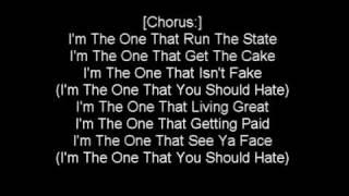 Chamillionaire - I'm the One With Lyrics