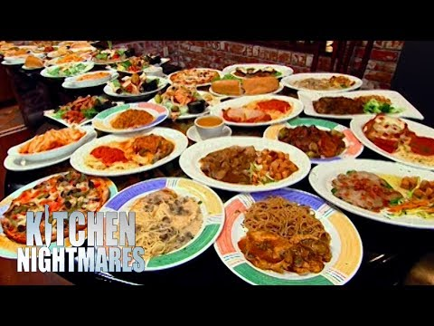 Gordon Makes Chefs Cook ALL 181 DISHES | Kitchen Nightmares