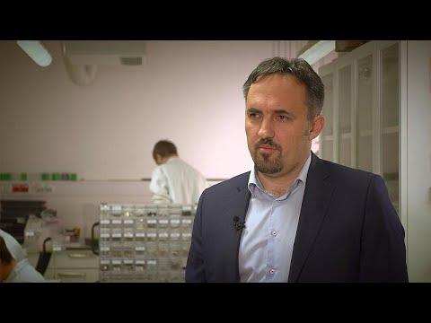 Πού χρησιμοποιείται η συσκευή διάγνωσης λοιμώξεων;