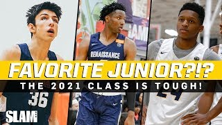 Who's your Favorite JUNIOR in the Country!? Class of 2021 is TOUGH 😤