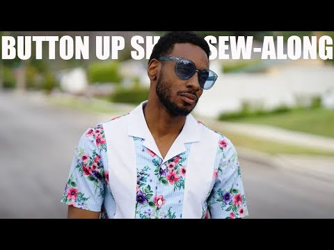 Download BUTTON UP SHIRT SEW-ALONG HD Mp4 3GP Video and MP3