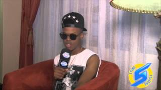 Nasty C talks how juice back came about,  And why he made a remix