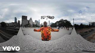 A$AP FERG - Lollapalooza 2016 with A$AP Ferg in 360