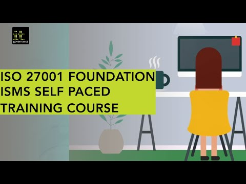 ISO 27001 F Self Paced Training Course - YouTube