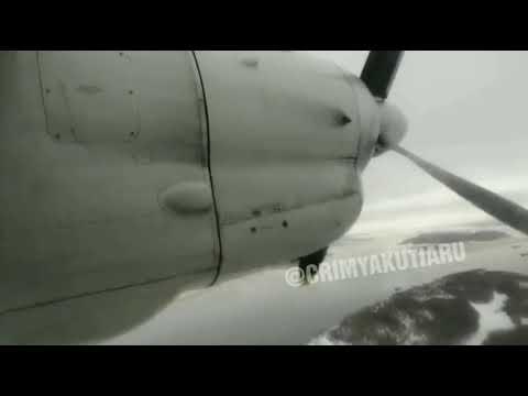 """У самолета авиакомпании """"Полярные авиалинии"""" в полете отказал двигатель"""