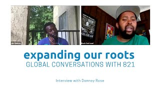 Expanding Our Roots: Donney Rose
