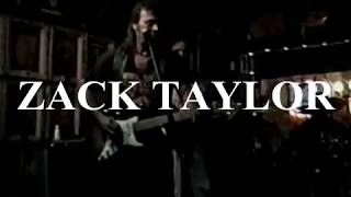 "Zack Taylor ""Mr. Lightning Fingers"" * August 1997 Tootsie's"