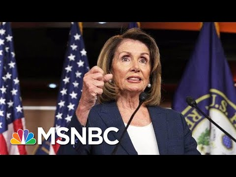 Pelosi Not Naming Impeachment Managers Yet, Sending Articles To Senate Wed. | Hallie Jackson | MSNBC