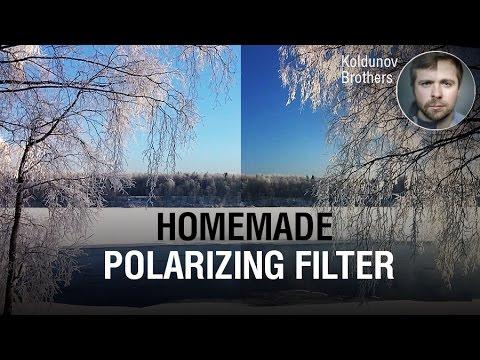 Make A DIY Polarising Filter From An Old LCD Screen