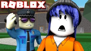 ESCAPING THE WORST PRISON in ROBLOX!