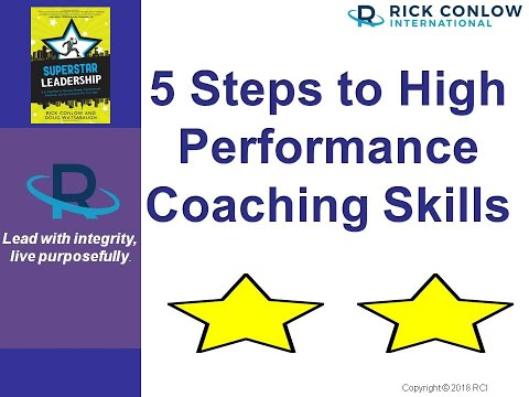 5 STEPS TO HIGH PERFORMANCE COACHING SKILLS ... - YouTube