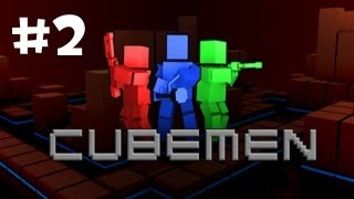 CubeMen w/ Ze & Chilled Episode 2: Getting the Hang of it
